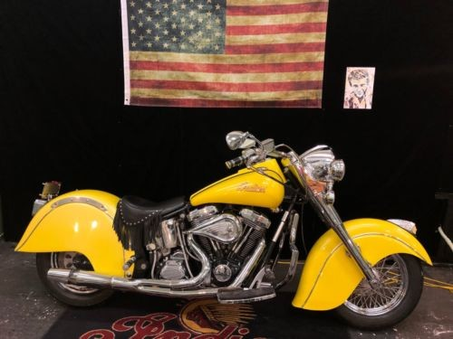2001 Indian CHIEF 100 YEAR ANNIVERSARY 1901-2001 CANDY APPLE YELLOW craigslist