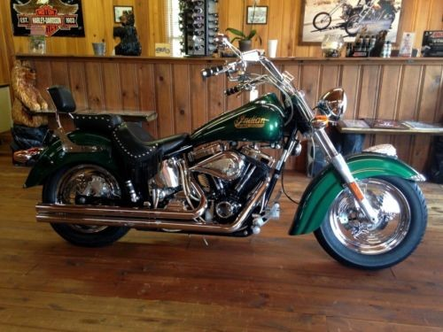 2001 Indian Spirit Green for sale craigslist