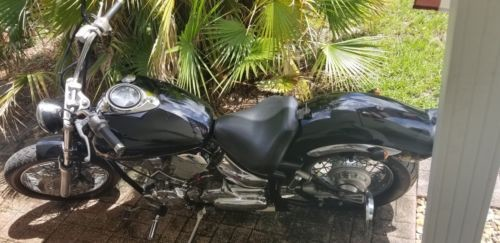 2001 Yamaha Vstar Black for sale craigslist