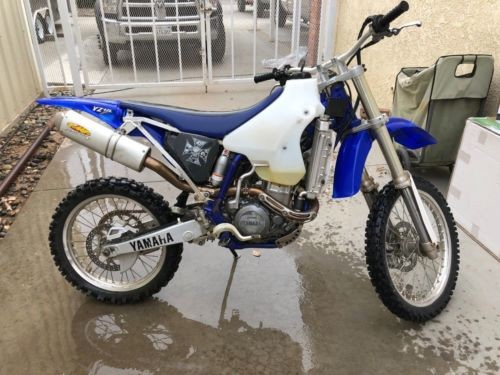 2001 Yamaha YZ  photo