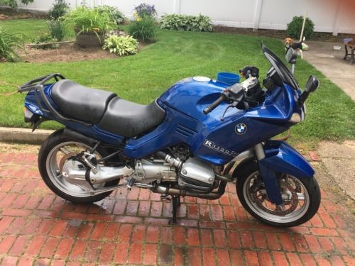 2002 BMW R-Series Blue for sale