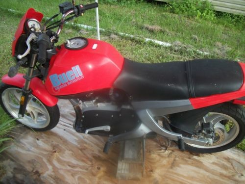 2002 Buell Blast Red for sale