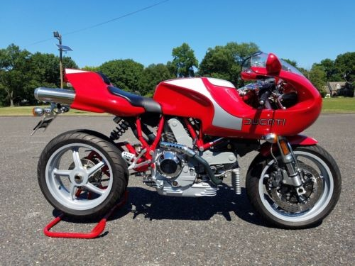 2002 Ducati MH900E Red for sale