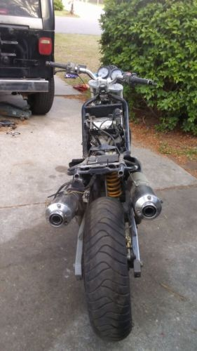 2002 Ducati Monster Black craigslist