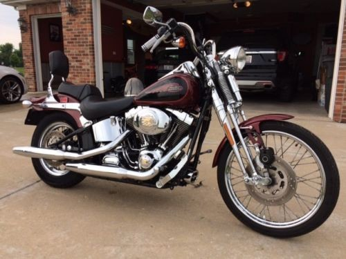 2002 Harley-Davidson Softail  photo