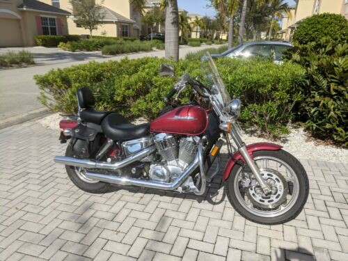 2002 Honda Shadow  photo