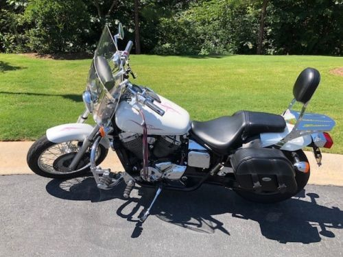 2002 Honda Shadow White craigslist