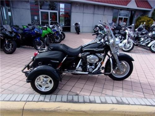 2003 Harley-Davidson Touring ANNIVERSARY Black photo