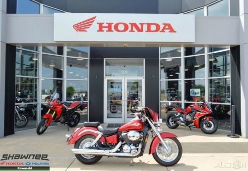 2003 Honda 750 ACE DLX Red for sale