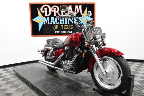 2003 Honda Shadow 1100 Sabre - VT1100C2 Managers Special -- Red for sale craigslist