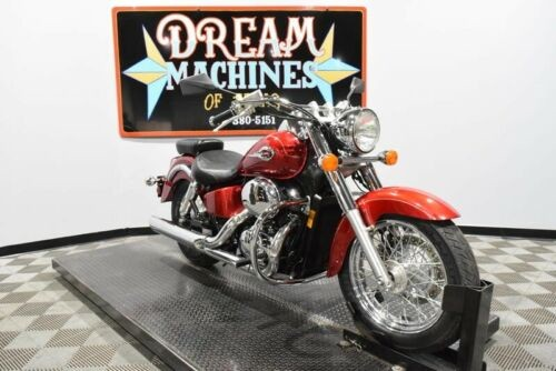 2003 Honda Shadow 750 ACE – VT750CDB Managers Special — Red for sale