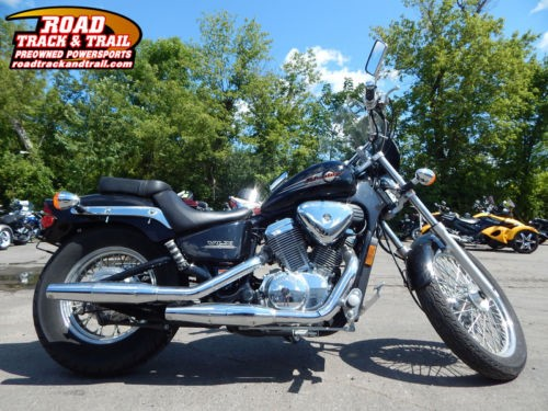 2003 Honda Shadow VLX-600 -- Black photo