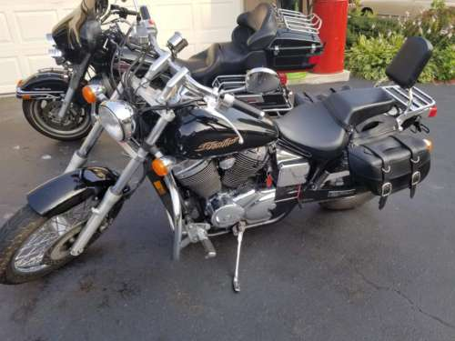 2003 Honda Shadow Black craigslist
