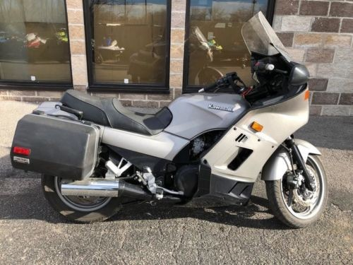 2003 Kawasaki Concourse Gray photo