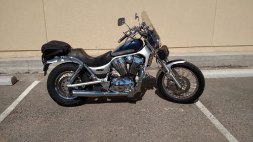 2003 Suzuki Intruder SILVER / BLUE for sale craigslist