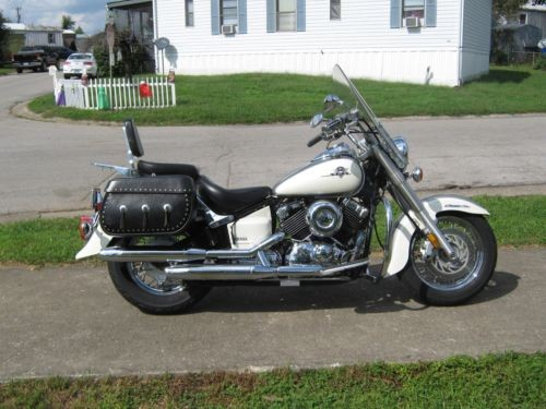 2003 Yamaha V Star 2 tone photo