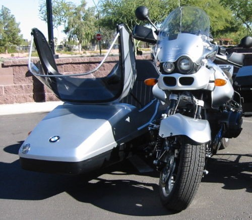 2004 BMW R-Series Silver photo