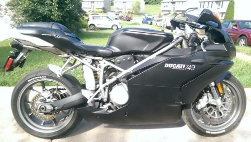2004 Ducati Superbike Black for sale craigslist