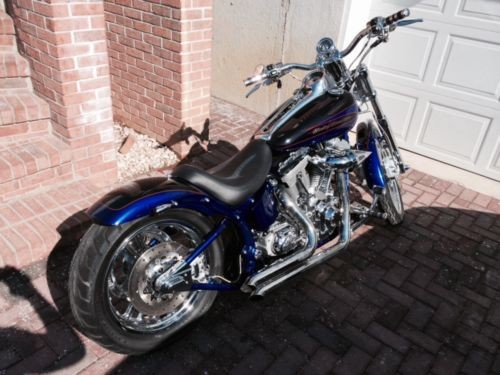 2004 Harley-Davidson FXSTDE2 Harley Softail Duece Screaming Eagle — Custom for sale