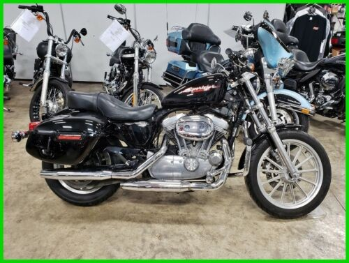 2004 Harley-Davidson Sportster Vivid Black photo