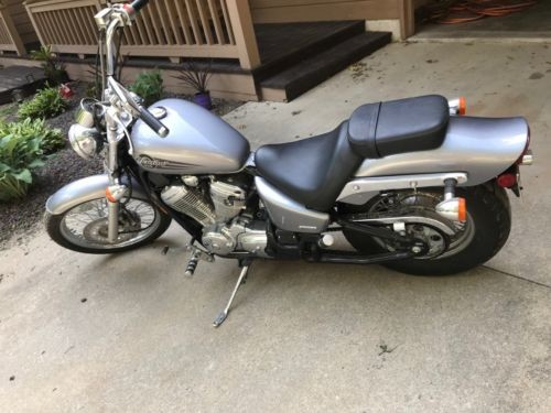 2004 Honda Shadow  photo