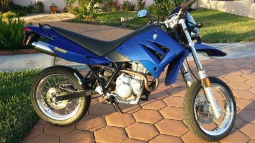 2004 Other Makes SUPERMOTO Blue photo