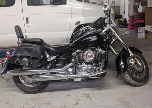 2004 Yamaha V Star Black for sale craigslist