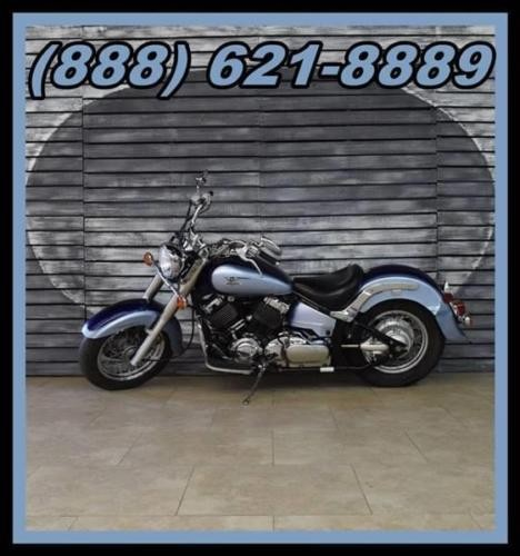 2004 Yamaha Vstar 650 AS-IS -- Blue photo