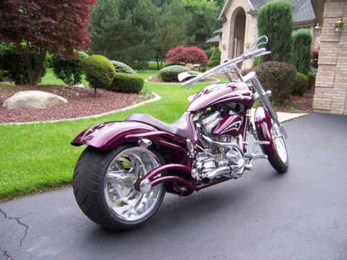 2005 Bourget Fat Daddy Purple photo
