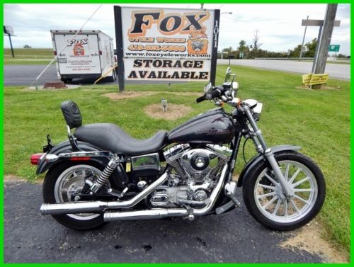 2005 Harley-Davidson FXDCI Dyna Super Glide Custom - Injected Black Pearl photo