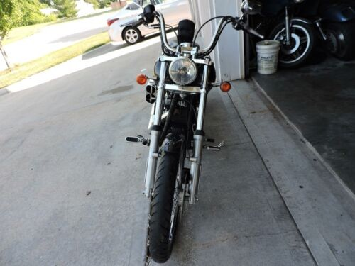 2005 Harley-Davidson WIDEGLIDE -- Gray photo