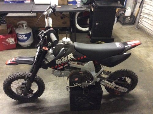 2005 Honda CRF Black photo