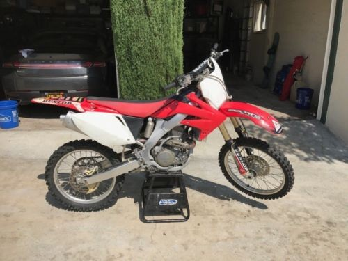 2005 Honda CRF Red for sale