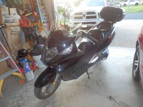 2005 Honda FSC600 Black photo