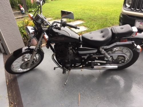 2005 Honda Rebel for sale