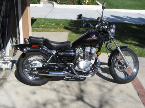 2005 Honda Rebel Black for sale