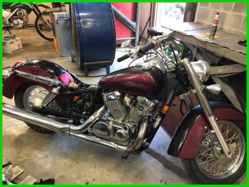 2005 Honda Shadow  photo