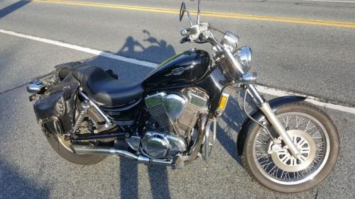 2005 Suzuki Boulevard  photo
