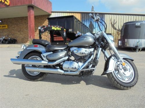 2005 Suzuki Boulevard GRAY/BLACK photo