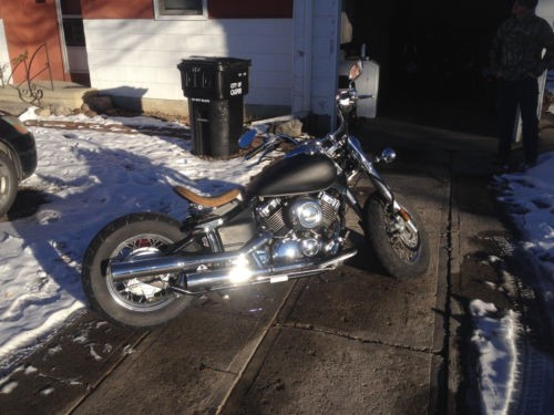 2005 Yamaha V Star Black photo