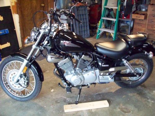 2005 Yamaha Virago Black for sale craigslist