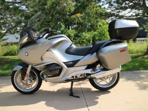 2006 BMW R-Series Silver photo