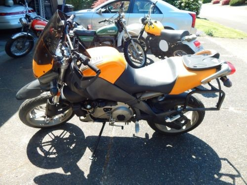 2006 Buell Ulysses® Black for sale craigslist