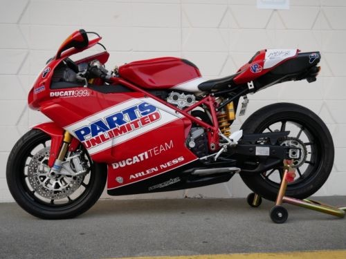 2006 Ducati Superbike Red for sale