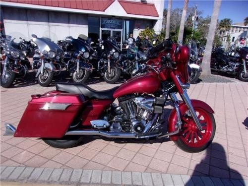 2006 Harley-Davidson Other -- Red photo