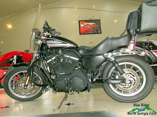 2006 Harley-Davidson Sportster 883 Black photo