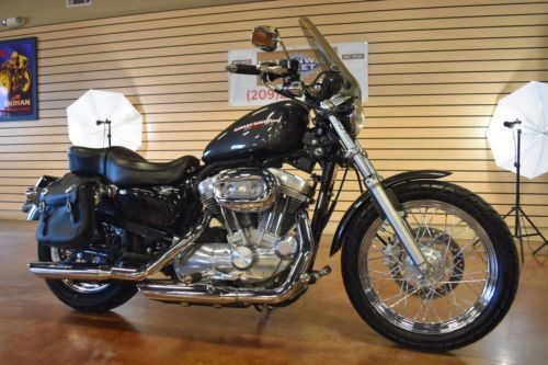 2006 Harley-Davidson Sportster Black photo