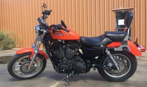 2006 Harley-Davidson Sportster Orange photo