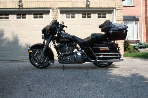 Harley-Davidso<wbr/>n: Touring Burgundy for sale craigslist