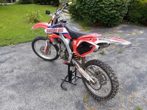 2006 Honda CRF  photo